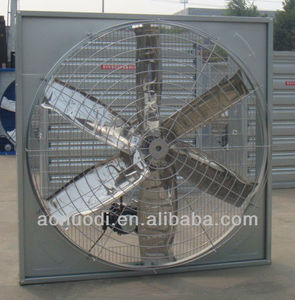 Cowhouse/Dairy Exhaust Fan With CE Certificate (belt and no belt)