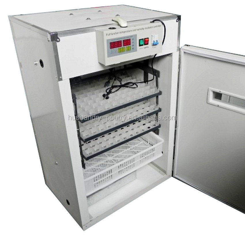 Fully automatic incubator for hatching eggs for chicken,quail, duck,dove (264 chicken egg)