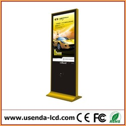 42inch advertising display led full hd media player 1080p digital photo frame samsung A grade screen