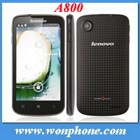 Lenovo A800 MTK6577 Dual Core 4.5 inch Android 4.0 OS IPS Screen Smart Phone
