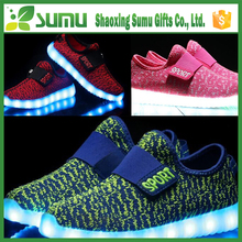 New arrival Wholesale USB Charge led shoes factory
