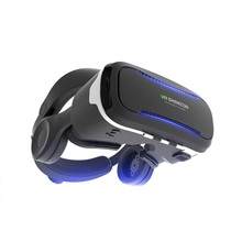 2017 OEM service Free sample and dropshipping VR 3d Glasses Japanes video film hot video google vr headsets