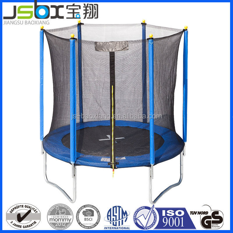 Manufacture Wholesale Professional Best Competition Round Indoor Gymnastic Jumping Trampoline Bed Brands For Sale