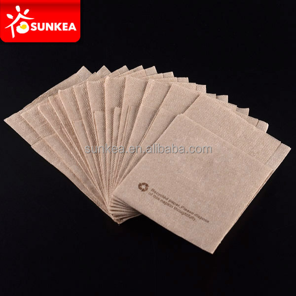 Kraft paper 2-Ply Unbleached Napkin