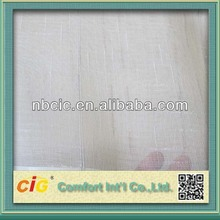 Voile Curtain Fabric With High Quality