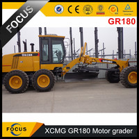 China top brand XCMG small motor grader GR180 with cheap price