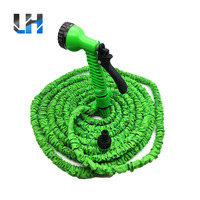 Amazon Garden Suppliers50FT 75FT 100FT Expandable Flexible Garden Water Hose with Brass Fittings for Water Garden Hose