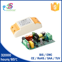 Seestar manufacturer SAA CE approved constant current 300ma 8-12w triac dimmable power driver
