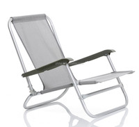 new version small aluminum folding beach chair outdoor furniture