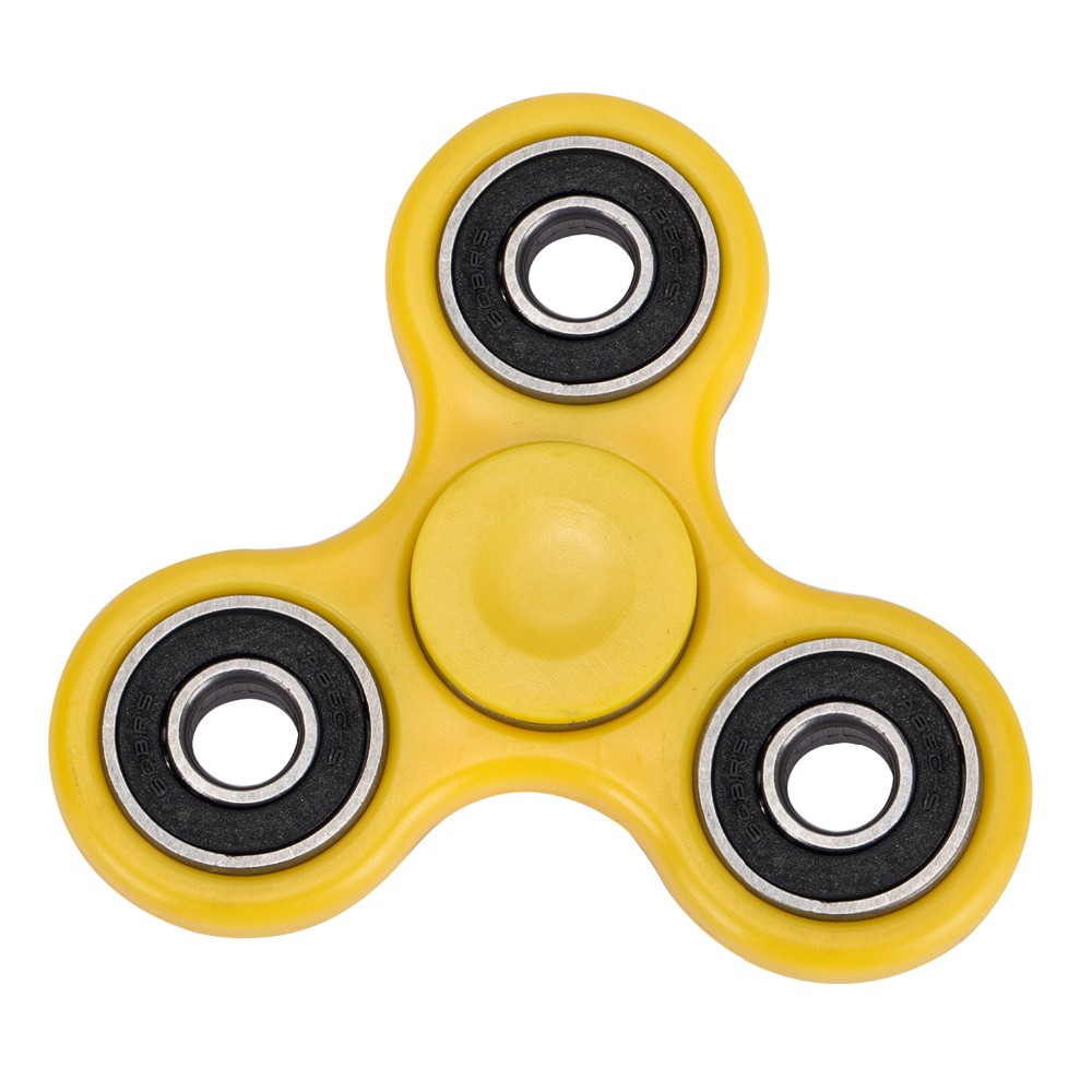China factory LED Light Flash Aliminum Alloy Fidget Led Hand Spinner for Autism ADHD