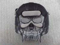 New Promotion Desert Corps Halloween Masks Death Wholesale masks The Treasure Hunter Mask