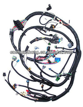2016 running products new oem tbi engine wire harness gm 12150130 view wire harness ch product