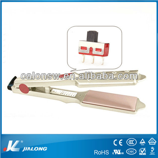 SMD mini slide switch used for hair straightener