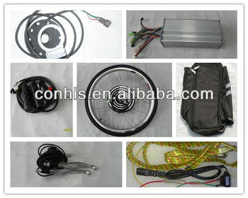 new!!cheaper!!36v500w electric bike kit,electric bike conversion kit