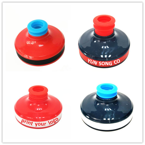 plastic push pull sport drink bottle cap