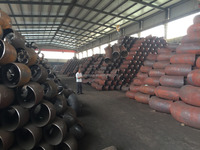 Professional ductile iron pipe sleeve with CE certificate