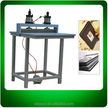 PVC photo album die cutting machine, photo paper creasing machine