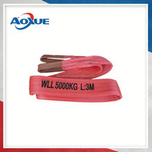 Competitive Price Flat Webbing Sling For Lifting