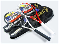 Professional Tennis racket Aluminum Alloy tennis racket hot sale