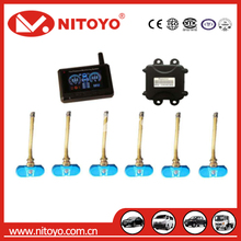 NITOYO Truck TPMS digital monitor system with sensor