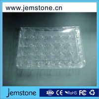 Manufacturer plastic egg packs cartons with good quality