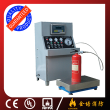 Hot Selling Fire Extinguisher Hexafluoropropane Filler HFC-236fa Filler Hexafluoropropane Filling Machine