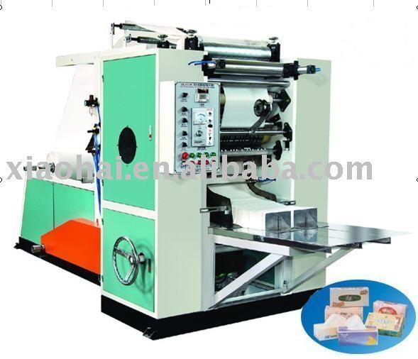 Cassette Napkin Paper Producing Machine