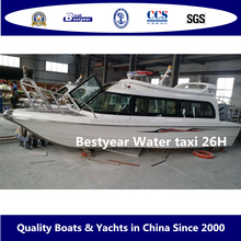 New Model Water Taxi 26H Passenger Boat WaterTaxi