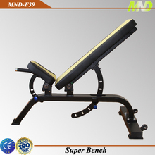 MND- F39 Adjustable Dumbell Bench/2015 new fitness equipment/ exercise equipment/gym machine
