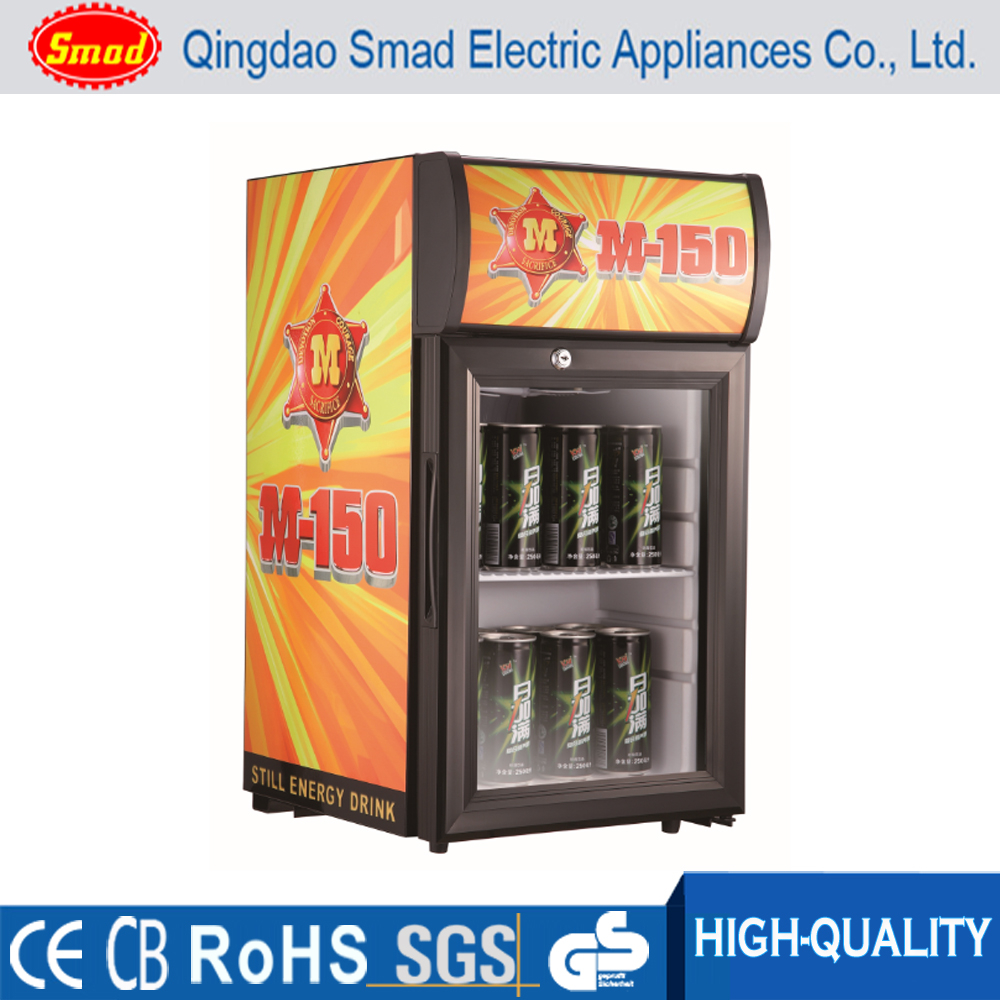 Glass Refrigerator