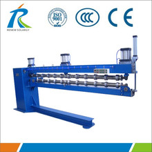 Roll Form Beading Machine for Solar Water Heater Inner Tank