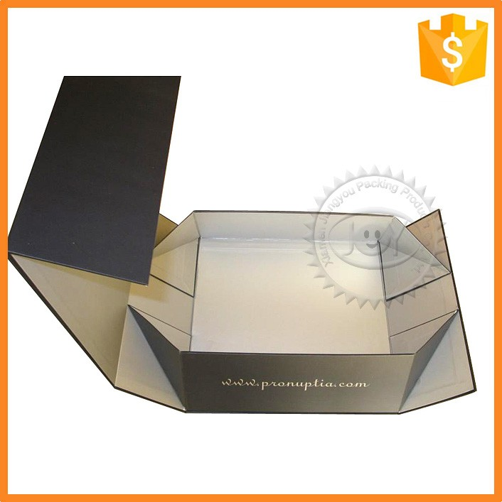 Professional production custom folding cardboard paper box for packaging