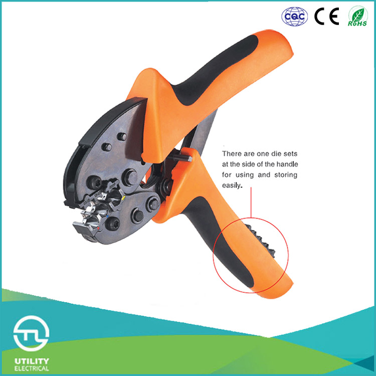 UTL China Top Ten Selling Products Butt Connectors Amp Crimping Plier Tool