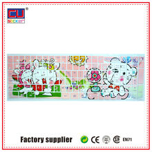 Beautiful laptop skin cartoon keyboard silicone skin