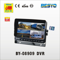 9 inch digital monitor with DVR function BY-C08909 DVR