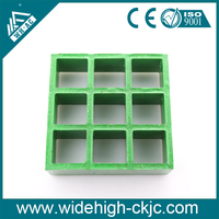 Concave Floor Application / Plastic Grids Machine and Prices