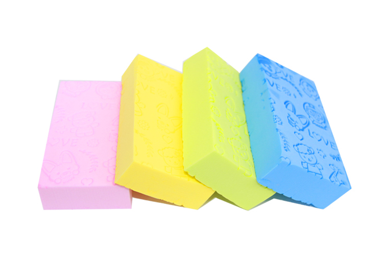 factory direct sale pva car cleaning chamois block sponges