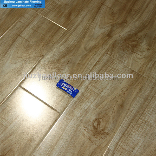 V groove pressed laminate flooring made in changzhou buy for V groove laminate flooring