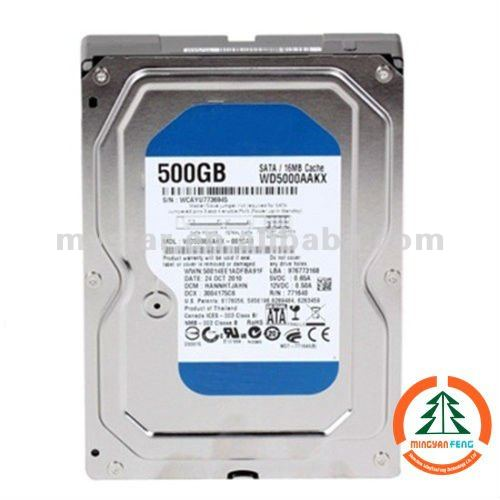 hard disk 500gb with price 3.5 inch sata2.0 Desktops used hdd