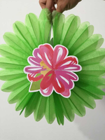 2015 hot popular paper crafts.and garland for party decoration