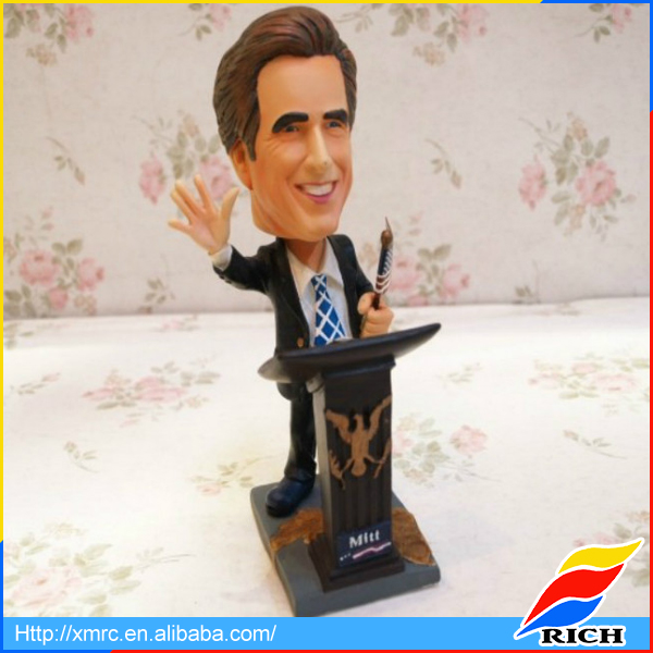 New Souvenir Gift best custom bobblehead dolls collection