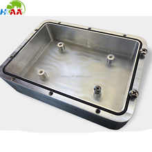 OEM die casting aluminum electronic enclosure Waterproof Enclosures for Electronic