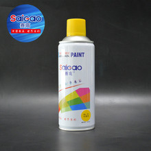 SaiGao Glossy Finish Transparent Colour Spray Paints For Metal Gate, Glass