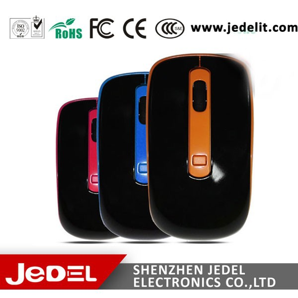 Hot Sale Computer Optical Mouse Notebook Wireless Silent Mouse