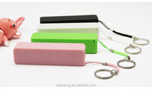 2015 smart and slim portable power bank and mobile charger