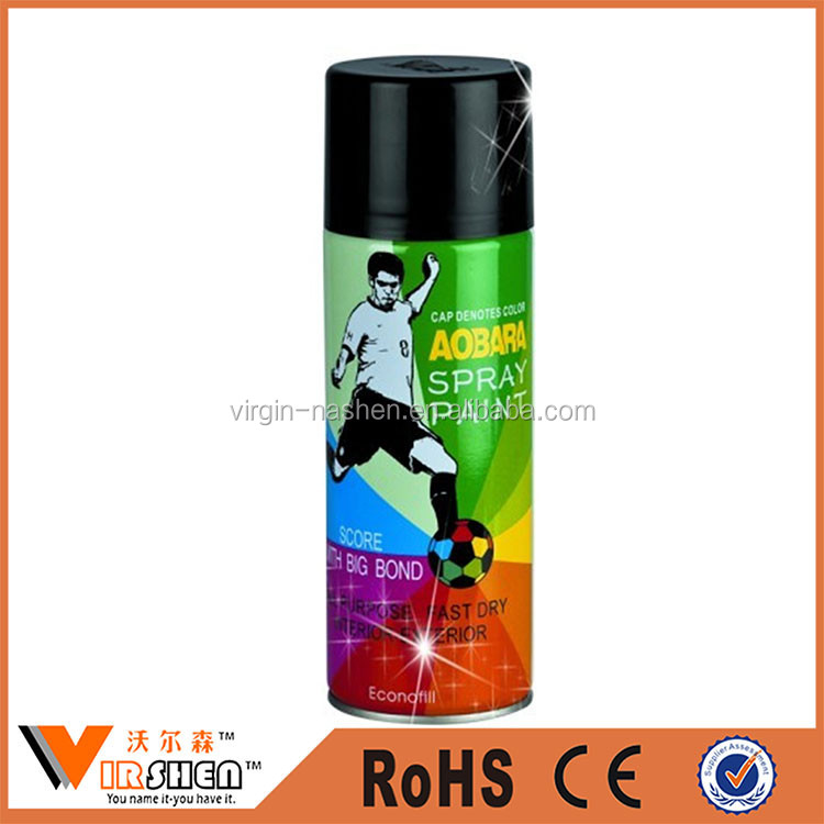 China free sample spray paint factory offer