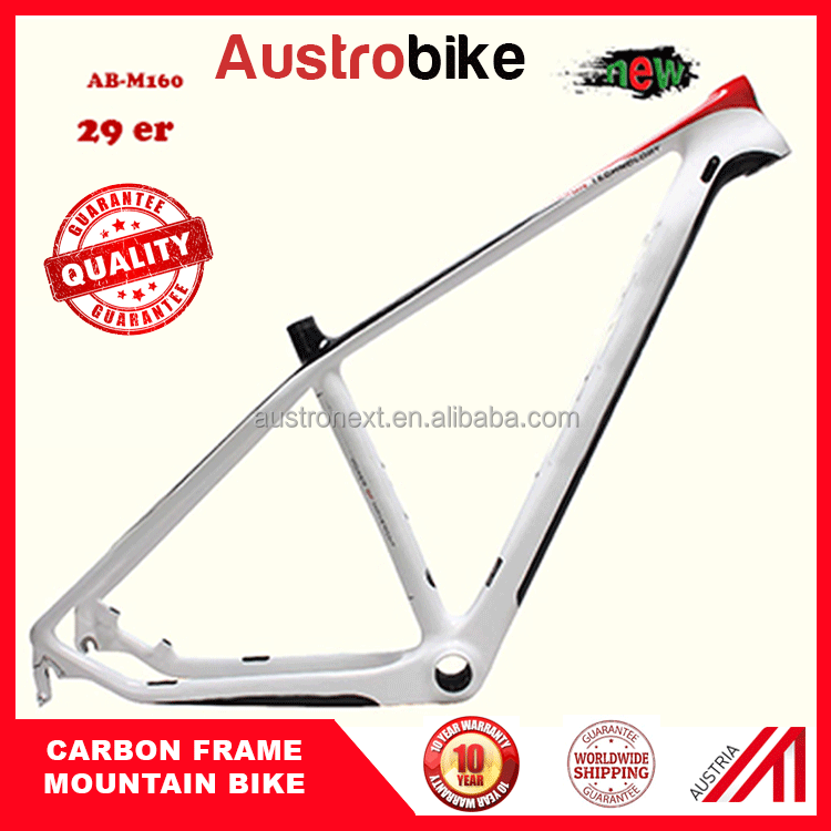 2016 Carbon Frame MTB 29er,Through Axle, hot sale with promotion carbon mountain frame