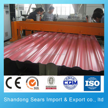 DX52D+ZF rain protection roofing sheet raw material for corrugated roofing sheet