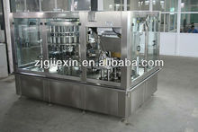 2 in 1 Fruit Juice can filling machine