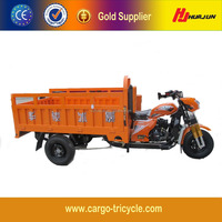 Open Body Type Three Wheel Motorcycle/250cc Motorcycle Trike